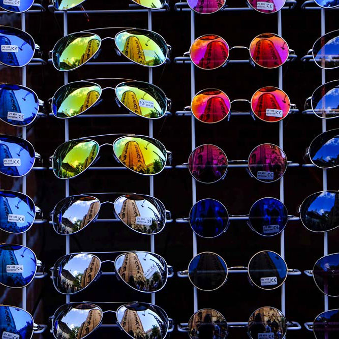 Vision1: Taking on the Eyewear Industry
