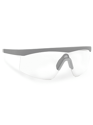 Vision1 Eyewear The 'New Norm': Face Masks and Face Shields in Public Spaces Magazine face shield