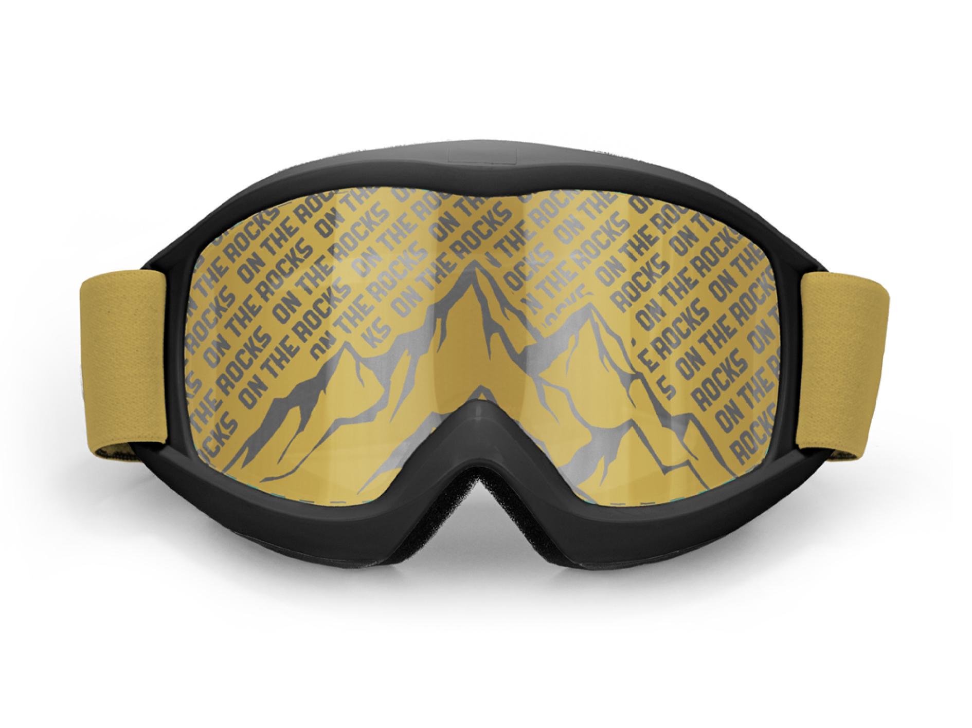 Vision1 Eyewear Secret Santa: Customized Goggles FTW Magazine goggle