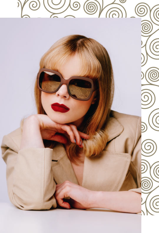 Vision1-Eyewear-Sunglasses-Pattern-Edition-Lady-In-Gold