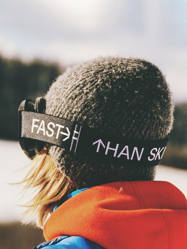 Vision1 Eyewear Faster Than Skincancer pattern edition