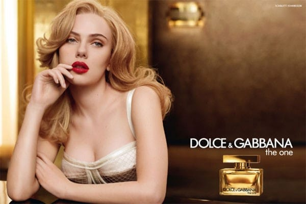 Scarlett Johannson - Dolce & Gabbana - Facing Facts: Why are our brains so obsessed with human faces?