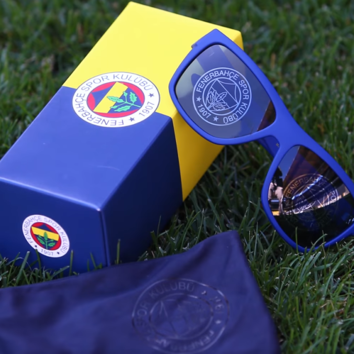 Fenerbahçe Istanbul delights fans with beautiful Vision1 Sunglasses