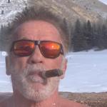 Arnold Schwarzenegger Sunglasses I'll be back
