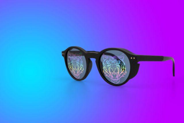 Vision1 Roarrrr Edition Foldable Sunglasses