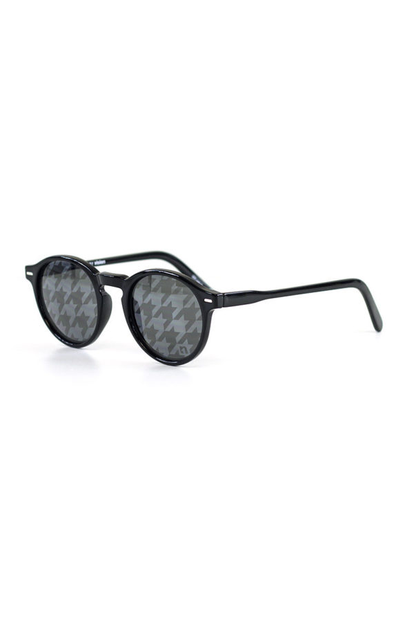 Hahnentritt Sunglasses Pattern Edition – Quarter