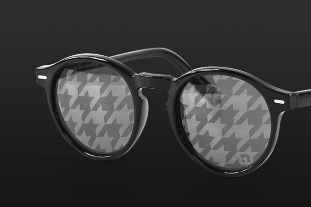 Hahnentritt Sunglasses I Pattern Edition
