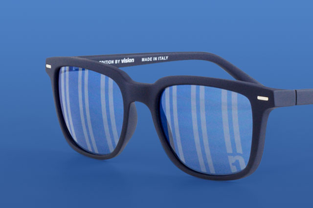 Stripes Sunglasses I Pattern Edition